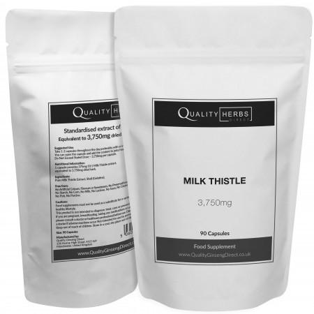 Milk Thistle Capsules 90 jpeg