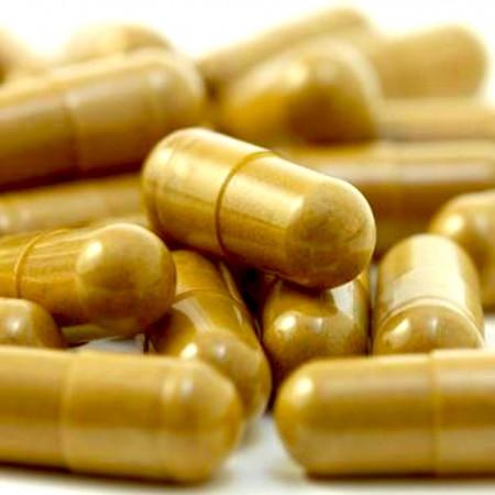 Muira Puama capsules